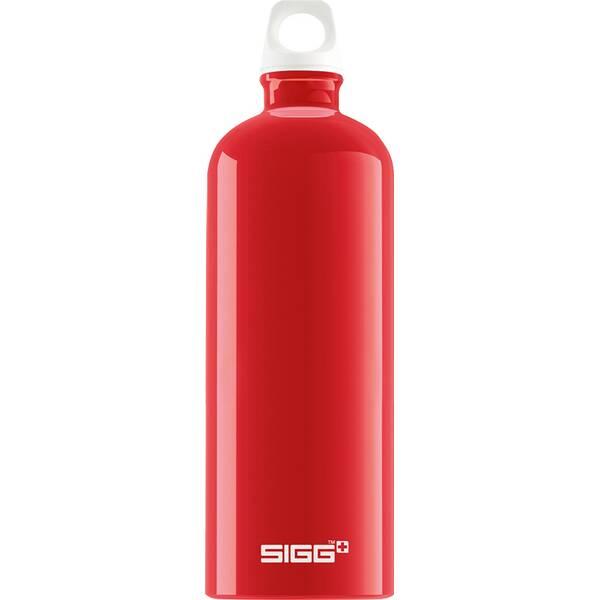 SIGG Trinkbehälter Fabulous Red
