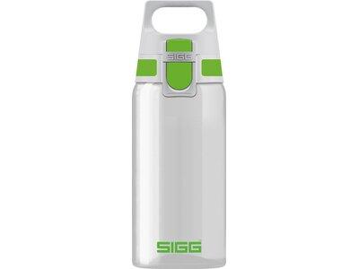 SIGG Trinkbehälter TOTAL CLEAR ONE Green Weiß