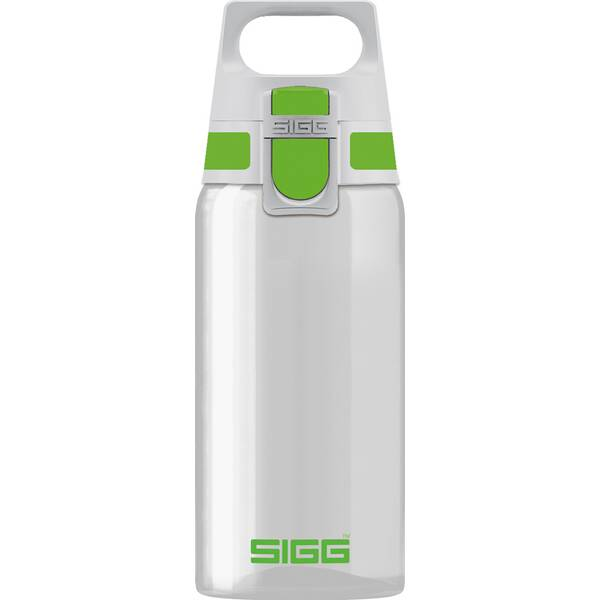 SIGG Trinkbehälter TOTAL CLEAR ONE Green