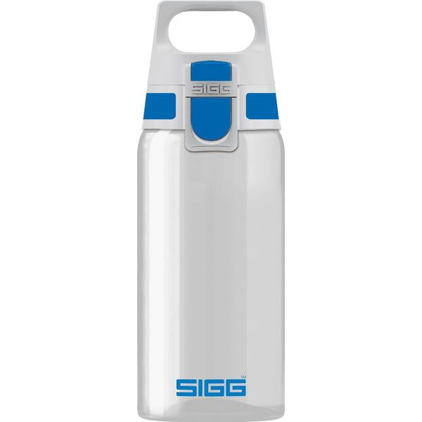 SIGG Trinkbehälter TOTAL CLEAR ONE Blue