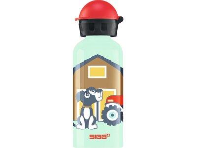 SIGG Kinder Kindertrinkflasche Farmini Grün