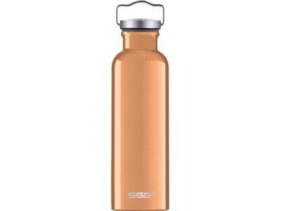 SIGG Trinkflasche Original Copper Braun