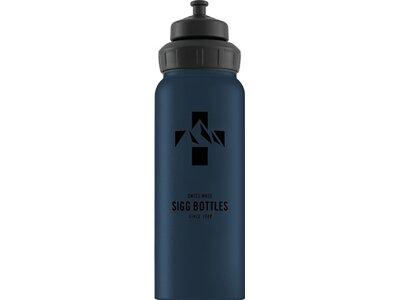 SIGG Trinkflasche WMB Mountain Dark Touch Blau