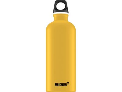 SIGG Trinkflasche Traveller Mustard Touch Gelb