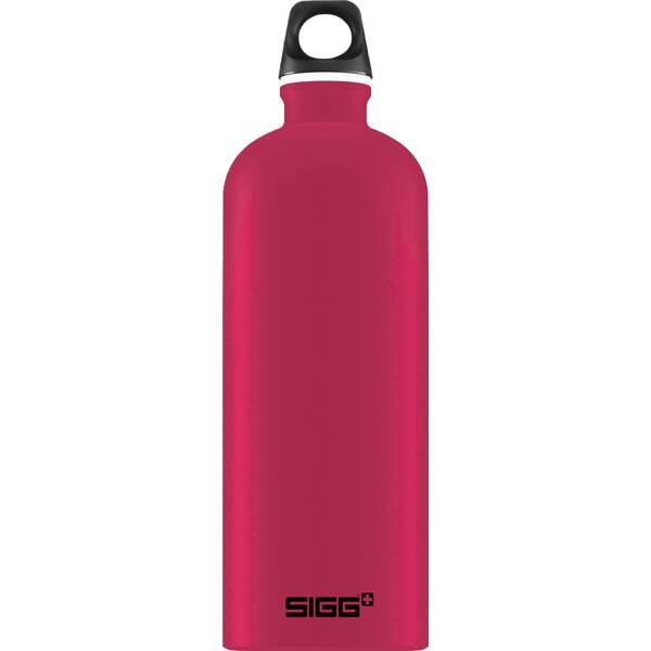 SIGG  Trinkflasche Traveller Deep Magenta Touch