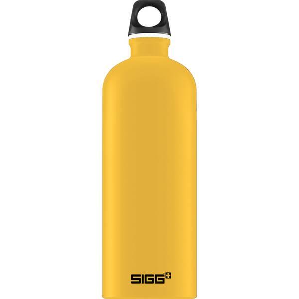 SIGG  Trinkflasche Traveller Mustard Touch