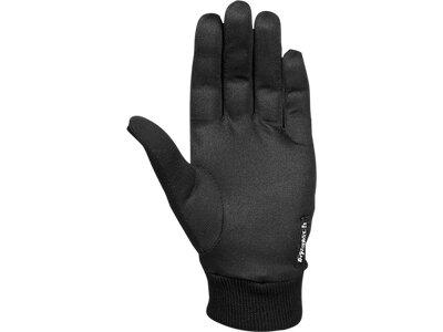 REUSCH Skihandschuhe Dryzone Glove Schwarz
