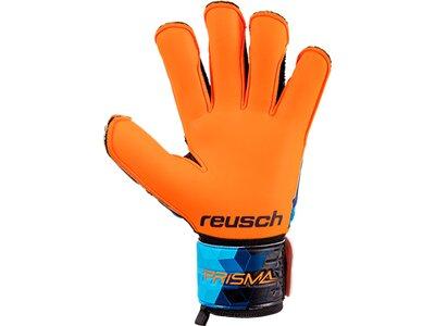 REUSCH Herren Handschuhe Prisma Prime S1 Evolution Finger Support LTD Orange