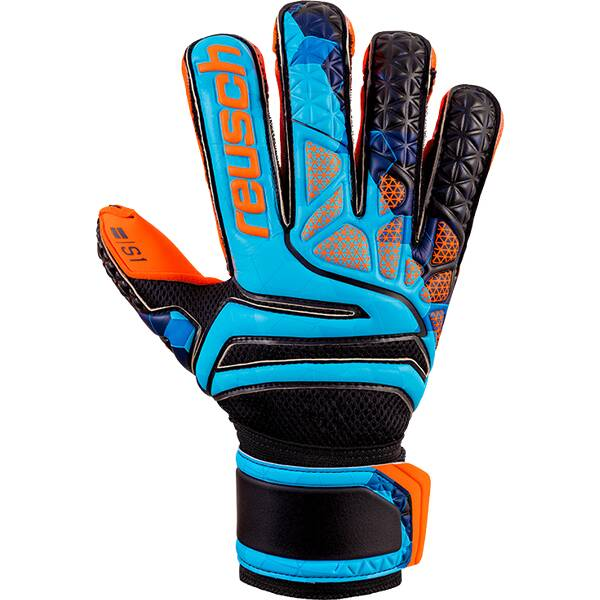 REUSCH Herren Handschuhe Prisma Prime S1 Evolution Finger Support LTD
