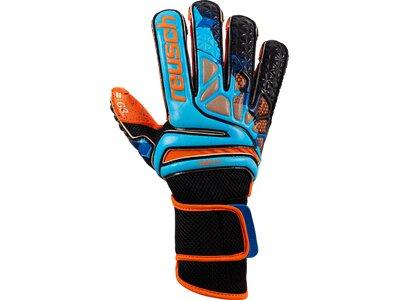 REUSCH Herren Handschuhe Prisma Pro G3 Fusion Evolution LTD Schwarz