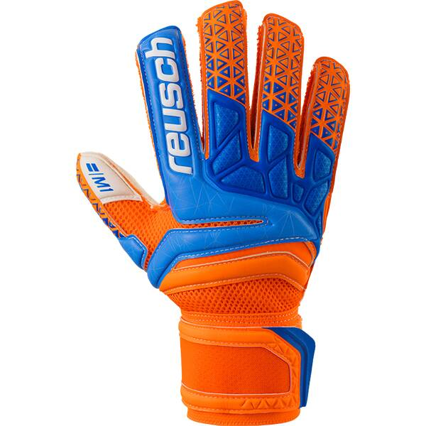REUSCH Herren Handschuhe Prisma Prime M1 Finger Support