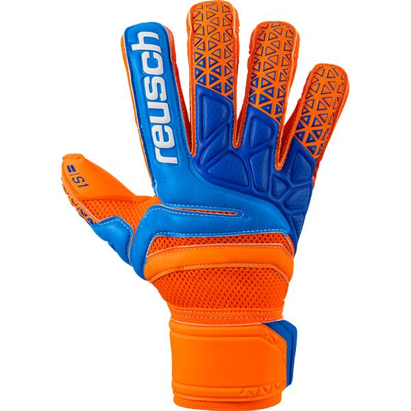 REUSCH Herren Handschuhe Prisma Prime S1 Evolution Finger Support