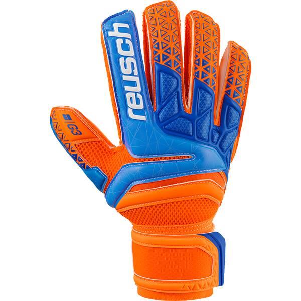 REUSCH Herren Handschuhe Prisma Prime G3 Finger Support