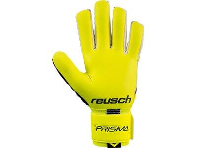 REUSCH Herren Handschuhe Prisma Prime G3 Negative Cut Finger Support Schwarz