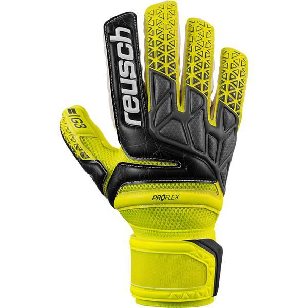 REUSCH Herren Handschuhe Prisma Prime G3 Negative Cut Finger Support