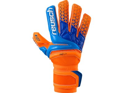 REUSCH Herren Handschuhe Prisma Pro G3 Orange
