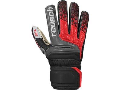 REUSCH Kinder Handschuhe Prisma RG Finger Support Rot