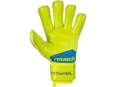 Fit Control S1 Evolution Finger Support Gelb