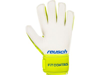 Fit Control RG Open Cuff Finger Support Gelb
