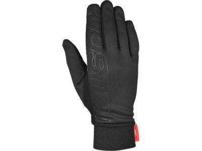 REUSCH Touchscreenhandschuhe Hike & Ride WINDSTOPPER® Schwarz