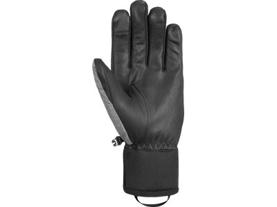 REUSCH Skihandschuhe Ryan Meida® Dry TOUCH-TEC™ Grau