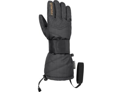 Reusch Handschuhe Herren Baseplate R-TEX® XT Grau