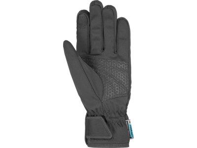 REUSCH Touchscreenhandschuhe Russel TOUCH-TEC™ Grau