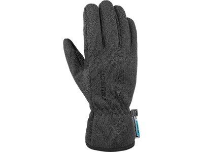 REUSCH Touchscreenhandschuhe Gardone TOUCH-TEC™ Grau