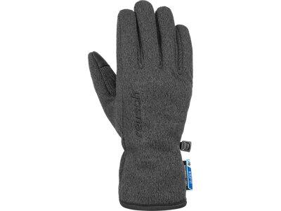 REUSCH Touchscreenhandschuhe Poledome R-TEX® XT Grau