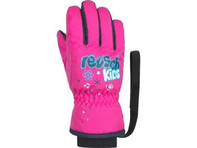 REUSCH Winterhandschuhe Kids Pink