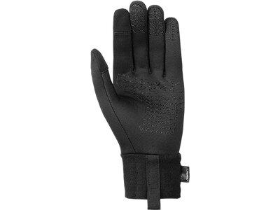 Reusch Handschuhe Herren Power Stretch® TOUCH-TEC™ Schwarz