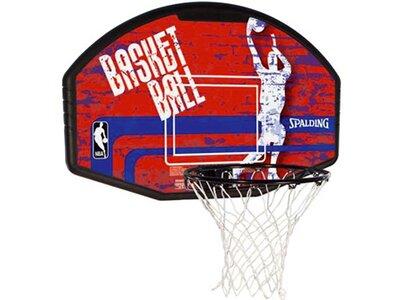SPALDING Basketball-Board Pro Rot