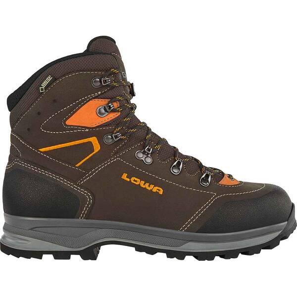 LOWA Herren Wanderschuhe LAVAREDO GTX®   Schuhe > Outdoorschuhe > Wanderschuhe   Schiefer - Orange   LOWA