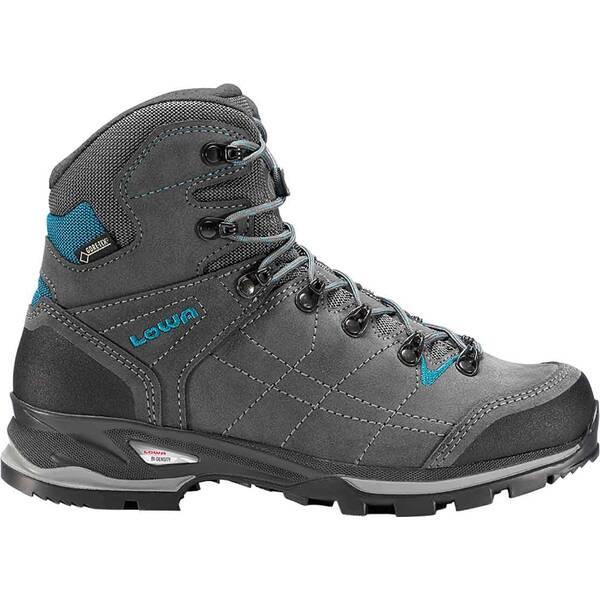 LOWA Damen Trekkingschuhe Vantage GTX Mid | Schuhe > Outdoorschuhe > Trekkingschuhe | Anthrazit - Türkis | LOWA
