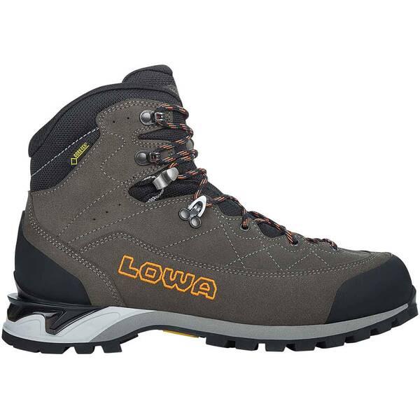 LOWA Bergstiefel LAURIN PRO GTX® MID | Schuhe > Outdoorschuhe > Bergschuhe | Anthrazit - Orange | LOWA