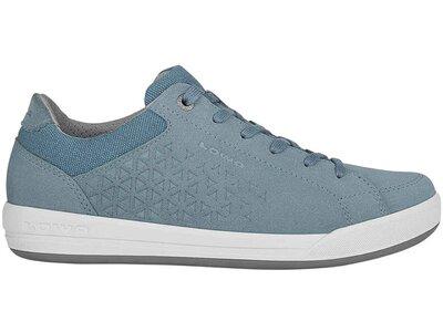 """LOWA Damen Sneaker """"Lisboa Lo"""" Grau"""