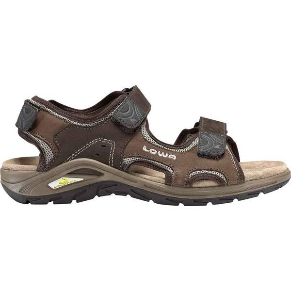 LOWA Sandale URBANO Grau