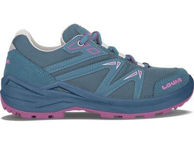 LOWA Kinder Schuhe INNOX PRO GTX LO LACING Blau