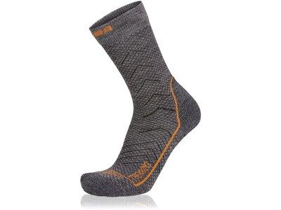 LOWA Socken TREKKING Grau