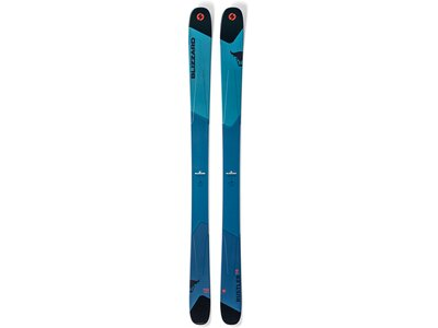BLIZZARD Ski RUSTLER 10 (FLAT) Blau