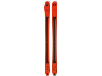 BLIZZARD Ski ZERO G 095 (FLAT) Rot