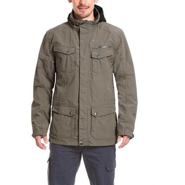 MAIER SPORTS Herren Funktionsjacke Clifden Parka M