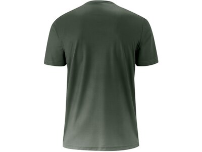 MAIER SPORTS Herren Shirt 1/2 Arm Ludo Grau