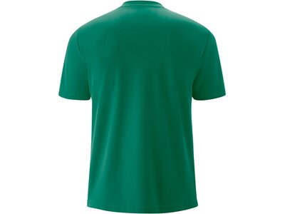 MAIER SPORTS Herren Shirt 1/2 Arm Wali Blau