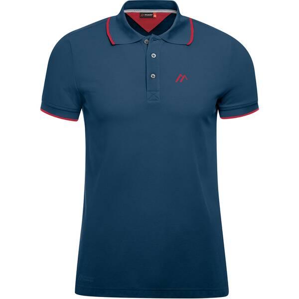MAIER SPORTS Herren Poloshirt Comfort Polo M