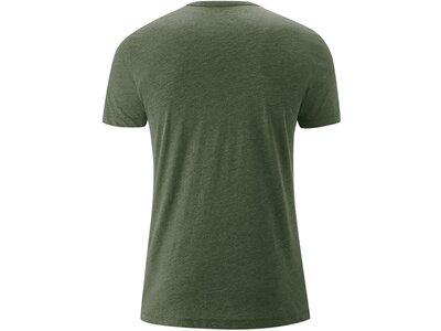 MAIER SPORTS Herren 1/2 Arm Home Shirt Grau