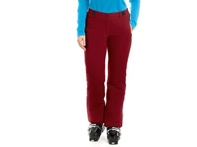 MAIER SPORTS Damen Skihose Veronica Rot