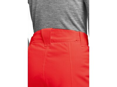MAIER SPORTS Damen Hose Coral Pants Rot