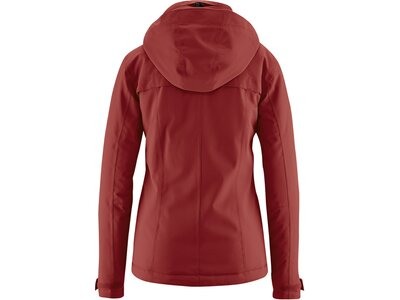MAIER SPORTS Damen Outdoorjacke Lisbon Rot