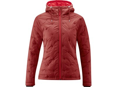 MAIER SPORTS Damen Primaloftjacke Pampero W Rot